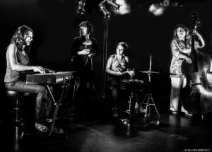 girls takk jazz quartet 2